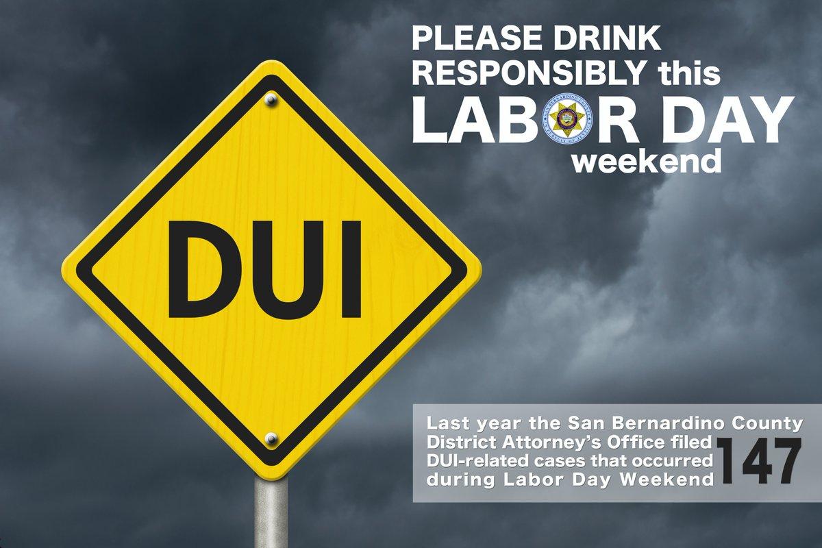 DUI Labor Day